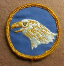 BSA  PATROL MEDALLION PATCH - EAGLE (3) - 1972 - 1989  - PRE-OWNED   B00043