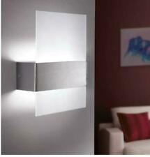 EGLO NIKITA 2 LIGHT LED UP DOWNLIGHT STEEL-RRP £87