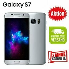 "☀️Samsung Galaxy S7 32GB 5,1"" Ohne Simlock Android-Smartphon - Silber / Silber"