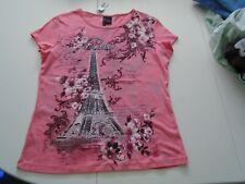 NWOT-NEW DIRECTIONS  Ladies size PXL Cute PARIS Tee