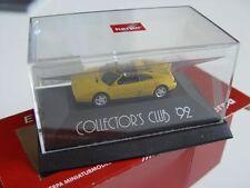 HERPA Ferrari 348 TS COLLECTORS CLUB 1992 in OVP lim. Auflage 5800ST. ZERTIFIKAT