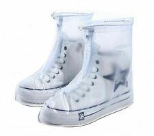 Waterproof Shoes Cover Reusable Plastic Men Women Children Boots Rain Protection