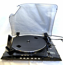ion iPROFILE Turntable Direct to iPod iPhone Transfer 4s 3g recorder CRACKED LID