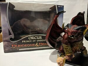 D&D Miniatures Orcus, Prince of Undeath (Loose) with box, No Card