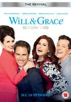 Will and Grace - The Revival: Season Two DVD (2019) Eric McCormack cert 12
