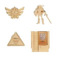 The Legend of Zelda Pin Set
