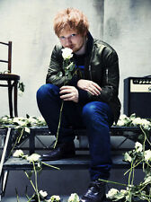 Ed Sheeran UNSIGNED photo - H5758 - English singer-songwriter