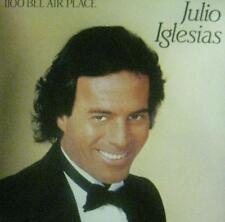 Julio Iglesias(Vinyl LP)Bel-Air Place-UK-CBS 86308-CBS-Ex/VG+