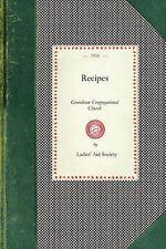 Cooking in America: Recipes, Grandview Congregational Church (2008, Paperback)