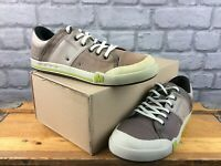 MERRELL MENS UK 7 EU 41 RANT PUTTY BROWN CANVAS TRAINERS RRP £60 EP