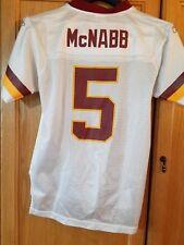 REEBOK AUTHENTIC NFL WASHINGTON REDSKINS Donovan McNabb   5 Jersey youth  Medium 4e0c1f4a6