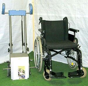 Treppensteiger Scalamobil S25 mit Rollstuhl 2 Jahre Garantie