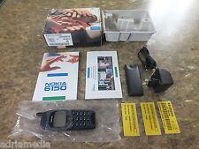 Original Nokia Handy 6150 BLAU Absolut NEU OVP GERMANY VERSION Werksauslieferung