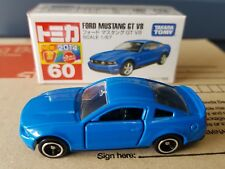 Tomica - #60 - Ford Mustang GT V8 - limited colour -Sealed and unopened box
