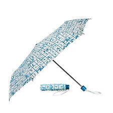 London 2012 Olympic Sports Pictogram Compact Folding Umbrella