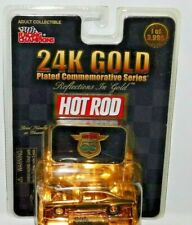 RACING CHAMPIONS HOT ROD 24K GOLD PLATED SERIES 1970 CHEVY CHEVELLE