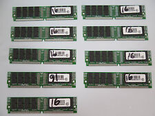 72 Pin Simm RAM Apple Macintosh PC Unic 3 94V-0 E119697 Lot