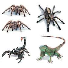 5pcs Auto Aufkleber 3D Spinne Eidechse Skorpion Aufkleber