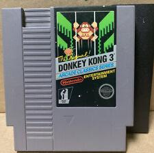 NES The Original Donkey Kong 3