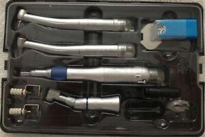 Dental PANA MAX HighSpeed Handpiece+LowSpeed Ex-203 Wrench Type 4H+A Bearing NSK