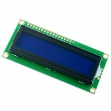 Blue 16x2 LCD Display Module 1602 HD44780 Arduino Raspberry Pi