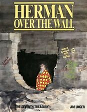 Herman Over The Wall: The Seventh Treasury by Jim Unger