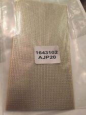 CIF AJP20 rame stagnato, pastiglie in bachelite 1 lato, 100 mm x 200 mm