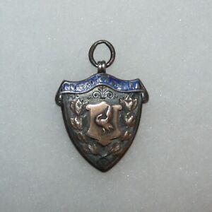 1904 Liverpool & District Football Association Runners Up Shield Pendant