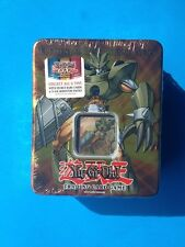 ( ELEMENTAL HERO GRAND NEOS ) - 2007 Collectors Tin - Sealed New! - Yu-Gi-Oh!