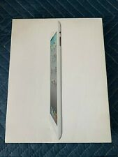 APPLE IPAD 2 WIFI-3G 64gb BOX ONLY White