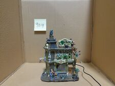 Lemax Spooky Town Zombie's Cafe #65346 As-Is 9014