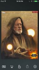 Topps Star Wars Digital Card Trader Obi-Wan Kenobi Essentials Insert