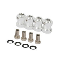15MM Extension Adaptor Wheel HEX Hub 12MM Upgrade Length for 1/10 RC Traxxas