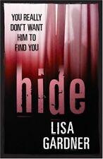 Hide,Lisa Gardner