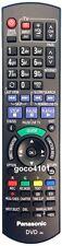 ORIGINAL PANASONIC N2QAYB000980 REMOTE CONTROL DMRXW440, DMRXW440GL, DMRXW440GLK