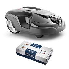 Husqvarna Automower 315 Automatic Robotic Lawn Mower w/FREE Medium Install Kit