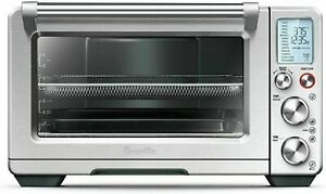 Breville BOV900BSS Convection & Air Fry Smart Oven, Brushed Stainless Steel