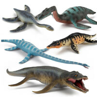 Prehistoric Ocean Sea Marine Dinosaur Animal Model Figures Figurines Party Gifts
