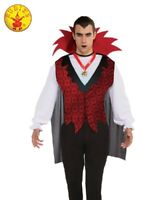 RD Boys Child Costume Fancy Dress Halloween Scary - Evil VAMPIRE DELUXE 810144