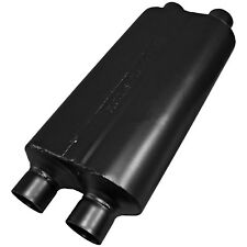 Flowmaster 8525554 50 H.D. Muffler 409S 2.50 Dual In / 2.50 Dual Out Moderate