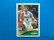2015-16 Panini NBA Sticker Collection n.286 Ricky Rubio Minnesota Timberwolves