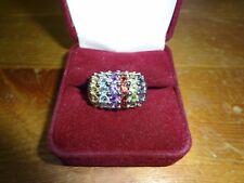 Fashion Women Jewelry Ring without box Size 6