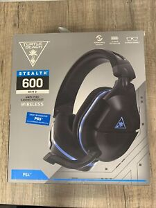 Turtle Beach Stealth 600 Gen 2 Wireless Gaming Headset for PlayStation 4/5