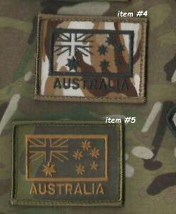 Australie Ozzie Ensigne Spéciale Air Service Regiment Special Velkrö Drapeau X