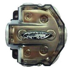 Xscorpion Power Or Ground Distribution Block 0 2 4 8 Gauge Car Amp Power Wiring