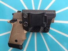 Crazy Eyes Holsters Sig Sauer P238 IWB KYDEX Holster