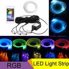 4 in 1 Rgb Car Door Dash Ambient Light Neon Atmosphere Strip Phone App Control(Fits: Neon)