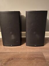 Boston Acoustics CR8 floor speaker pair tested work great