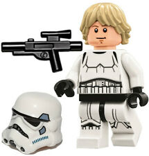 NEW LEGO STAR WARS LUKE SKYWALKER MINIFIG Stormtrooper Disguise minifigure 75159