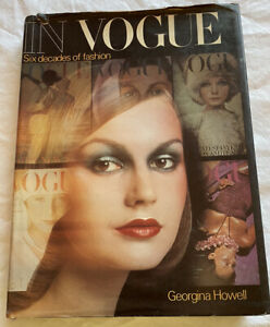 In vogue 6 Decades Of Fashion Coffee Table Book